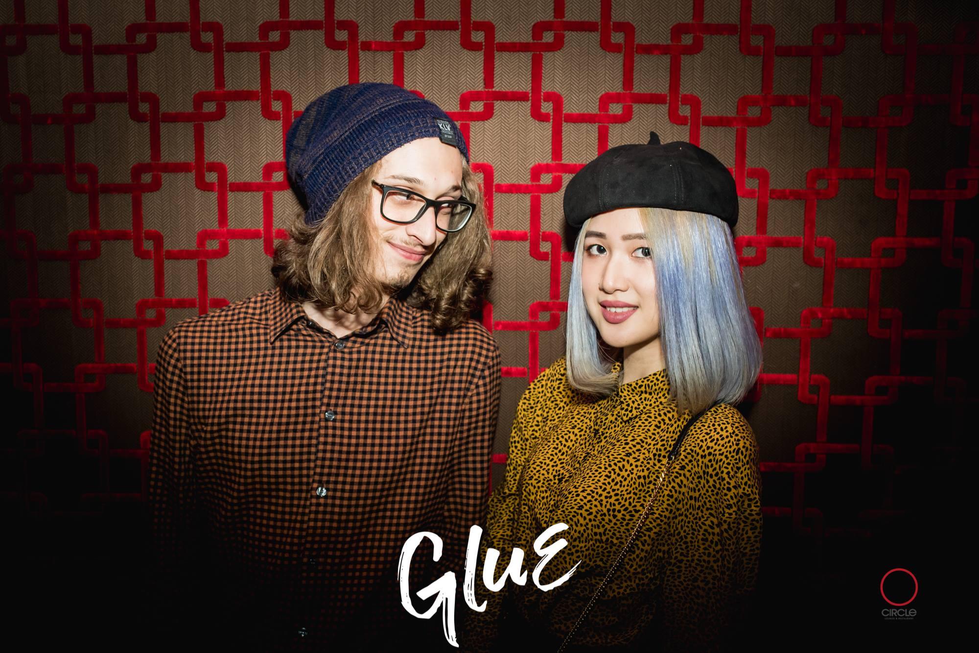 GLUE meets Hotline   YOUparti circle milano free friday venerdì gratis