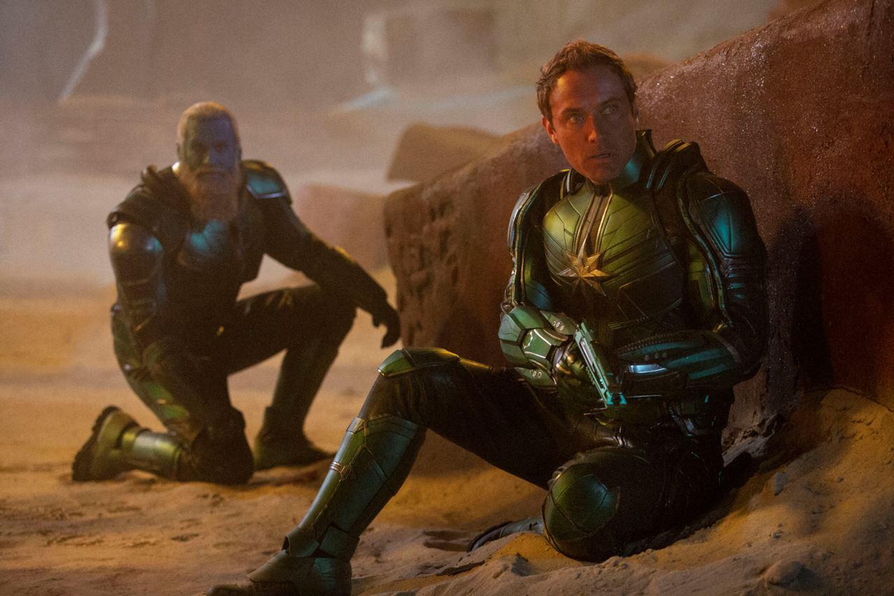 Captain Marvel recensione 4