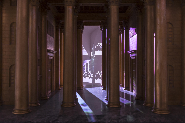 LEONARDO & ANDY WARHOL: mostra nei sotterranei nel cuore di Milano LEONARDO&WARHOL: l'esposizione vi guiderà nella Milano vissuta, disegnata e immaginata da Leonardo da Vinci, per concludersi con The Last Supperdi Andy Warhol. milano evento chiesa cuore