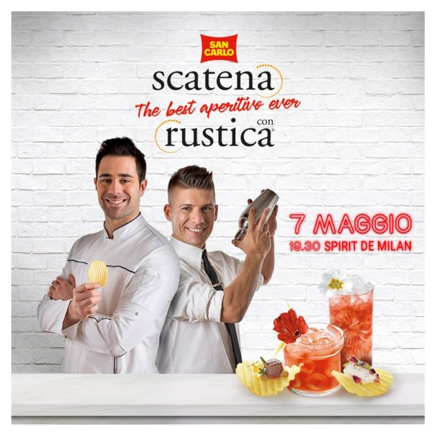 The Best Aperitivo Ever by San Carlo youparti bruno vanzan Roberto Valbuzzi spirt de milan