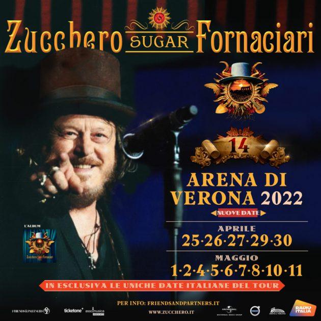 zucchero arena di verona concerto tour youparti