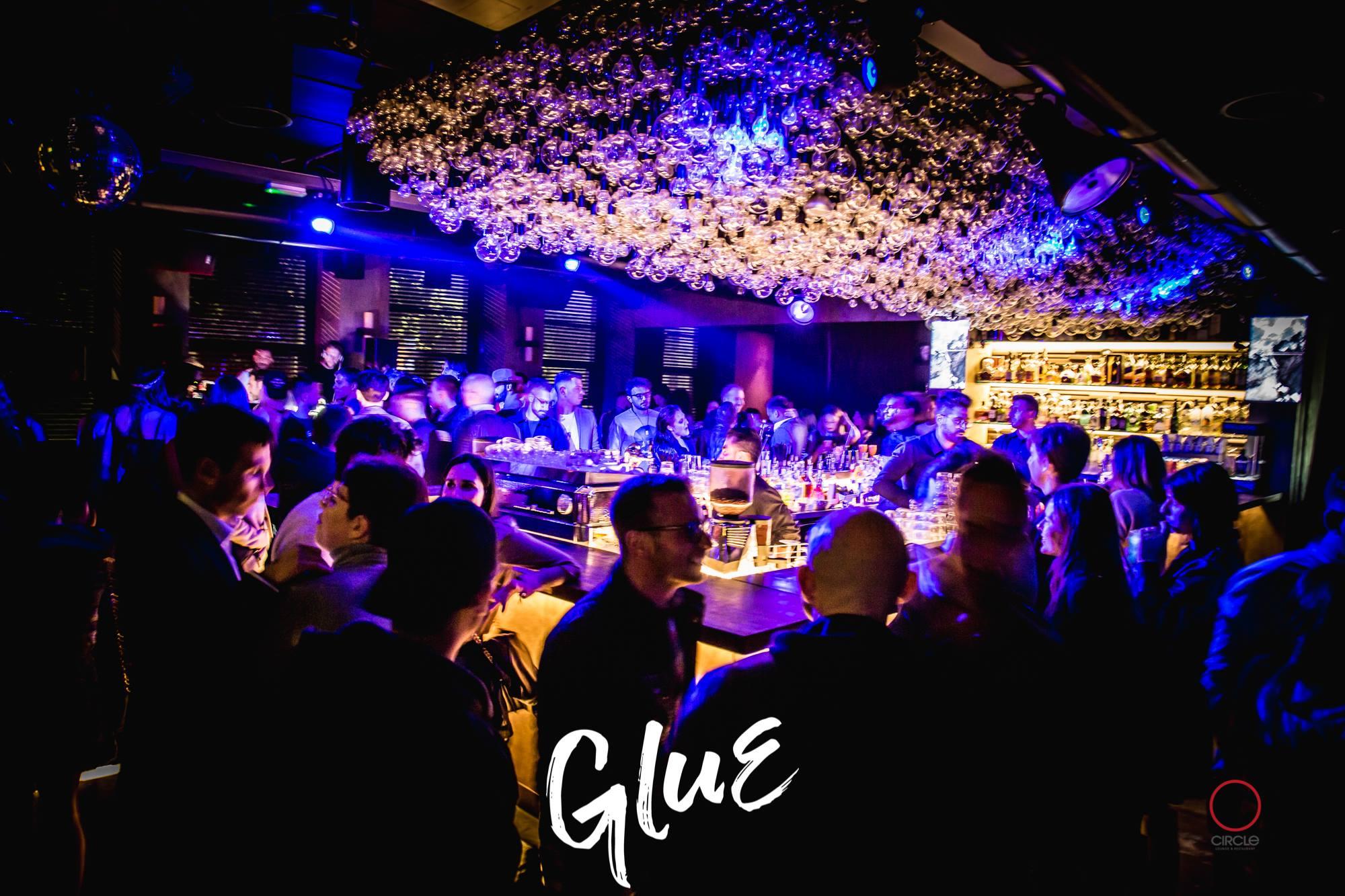 GLUE | After Jesus Reunion | YOUparti venerdì friday gratis free circle milano
