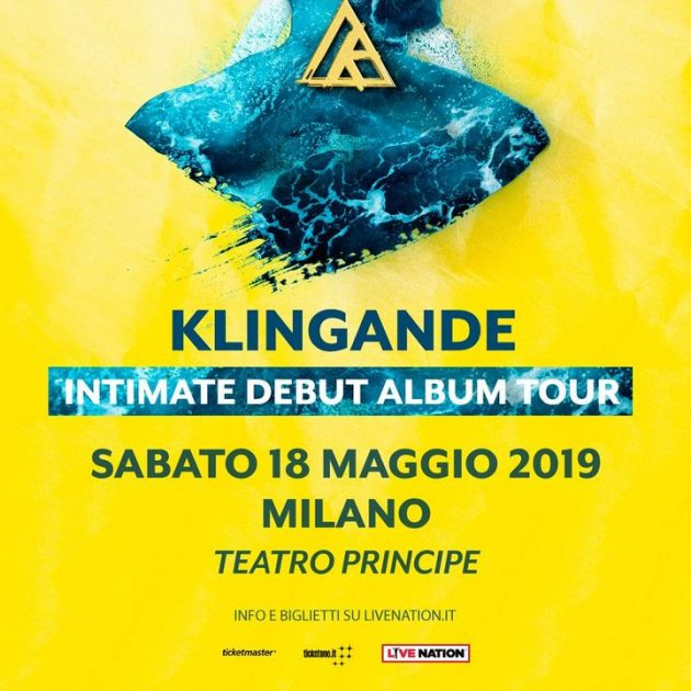 Klingande a Milano | YOUparti teatro principe