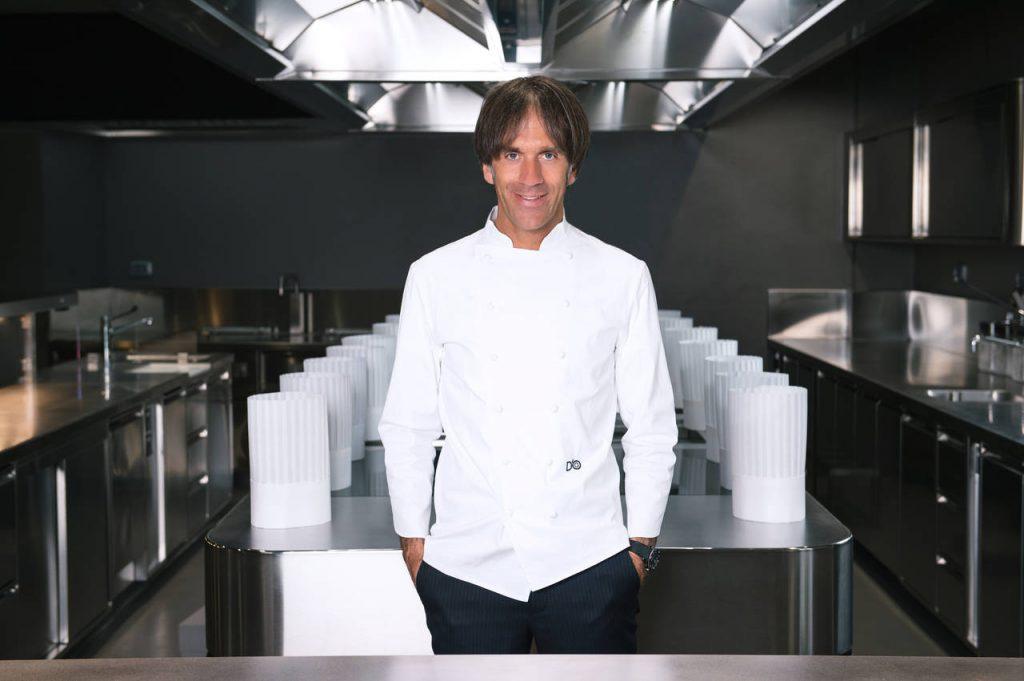 Samsung presenta Milano Food Week Con lo Chef Davide Oldani youparti pin Samsung Smart Home