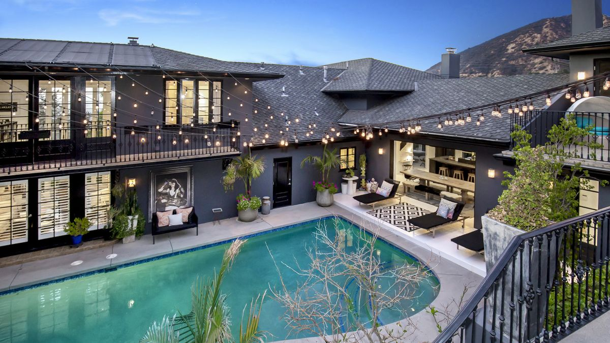 Calvin Harris villa in vendita