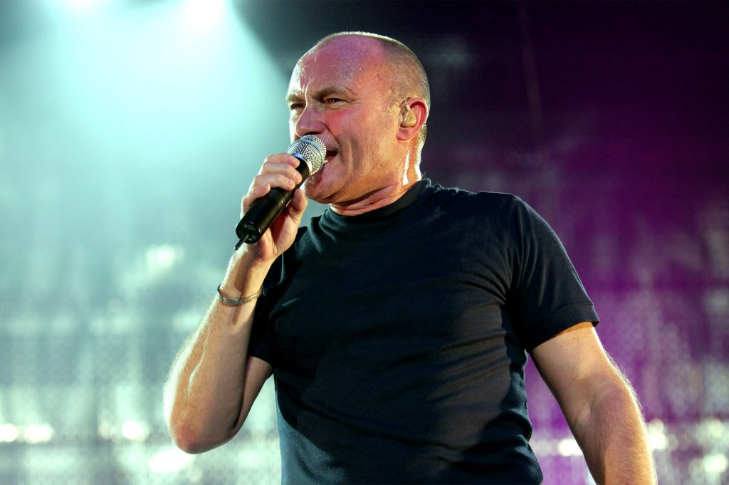 Phil Collins a Milano | YOUparti mediolanum forum assago
