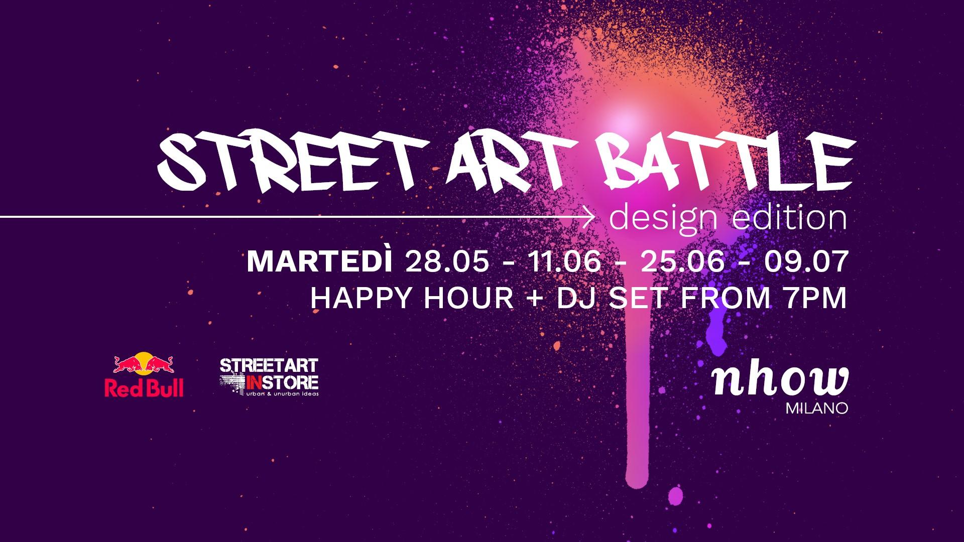 NHow Hotel | Terrace Party & Street Art Battle | YOUparti ingresso omaggio free