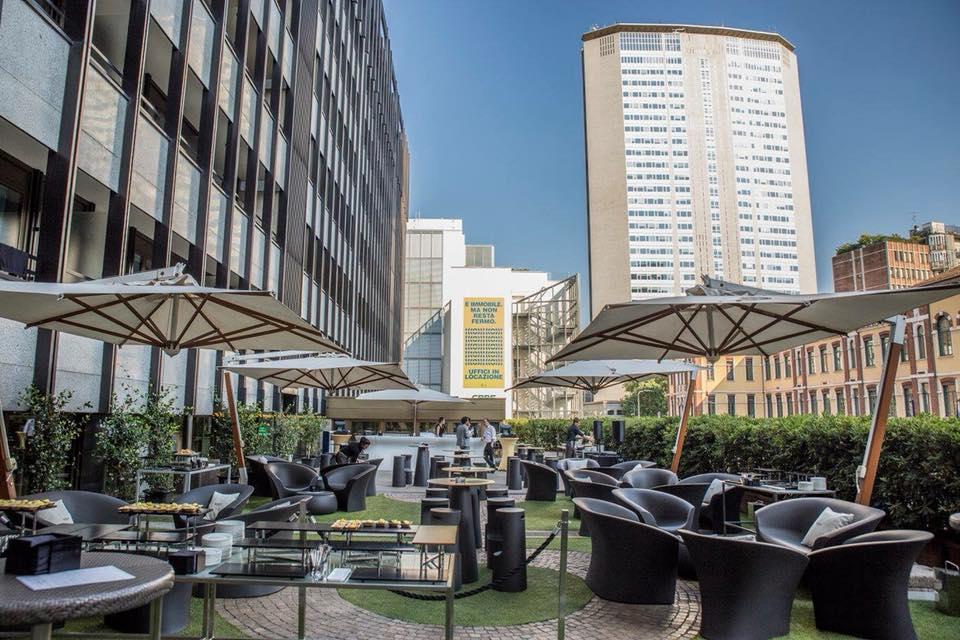 Terrazza Hotel Hilton - Cocktail Party | YOUparti