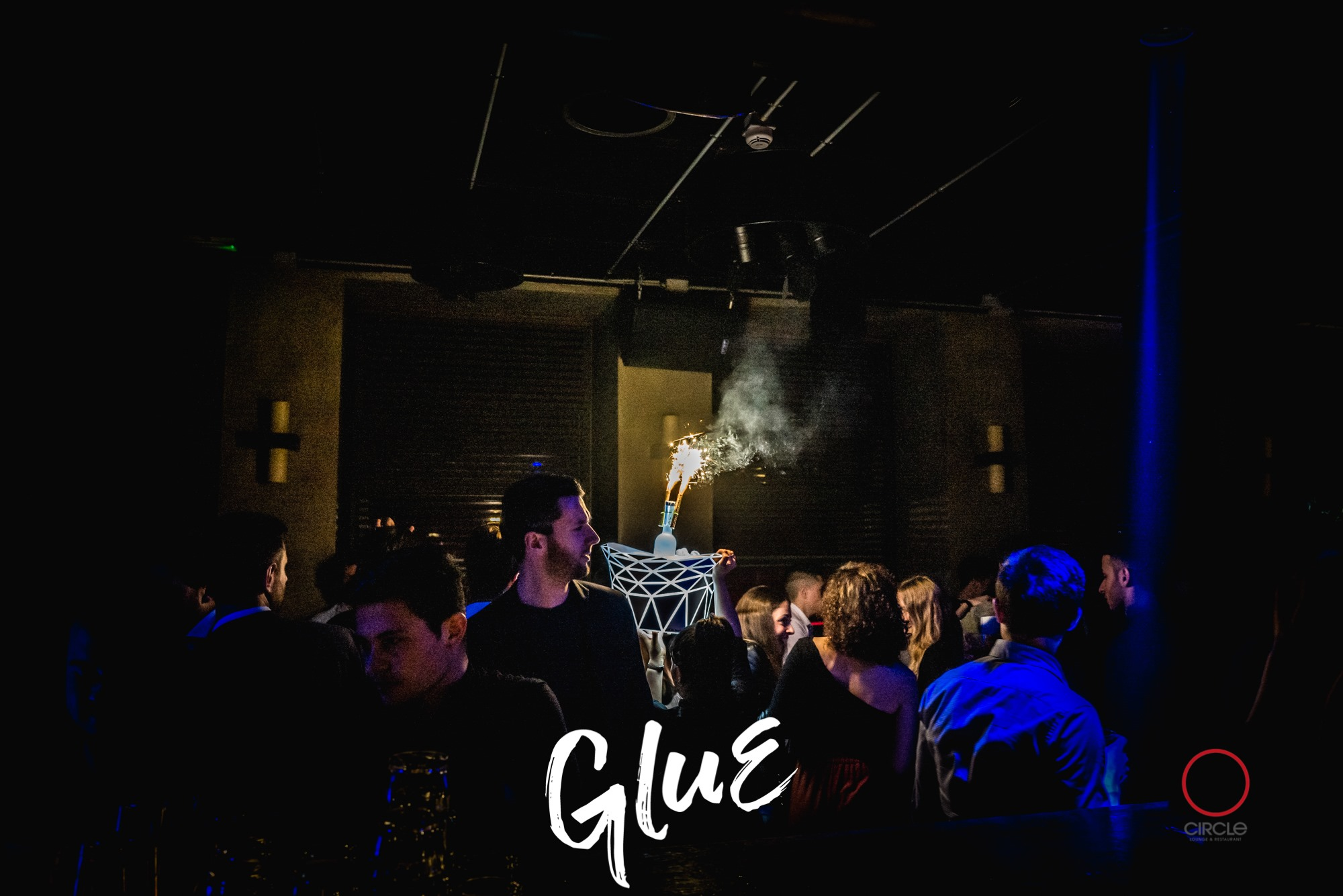 GLUE / Feed Your Body, Your Mind & Your Soul | YOUparti circle milano venerdì free friday gratis house music
