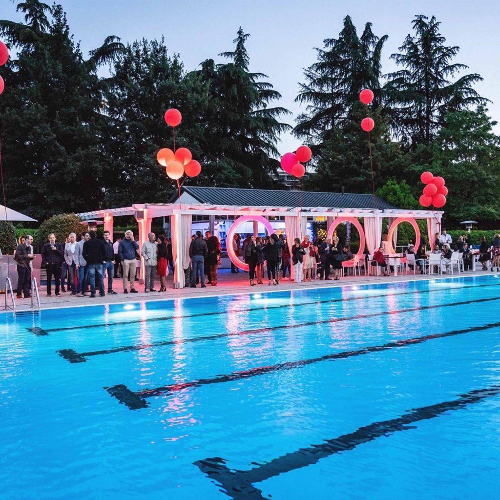 Pool Party, aperitivi & Cocktail Party | YOUparti Milano Club sheraton rotonda oral b harbour salewa triennale