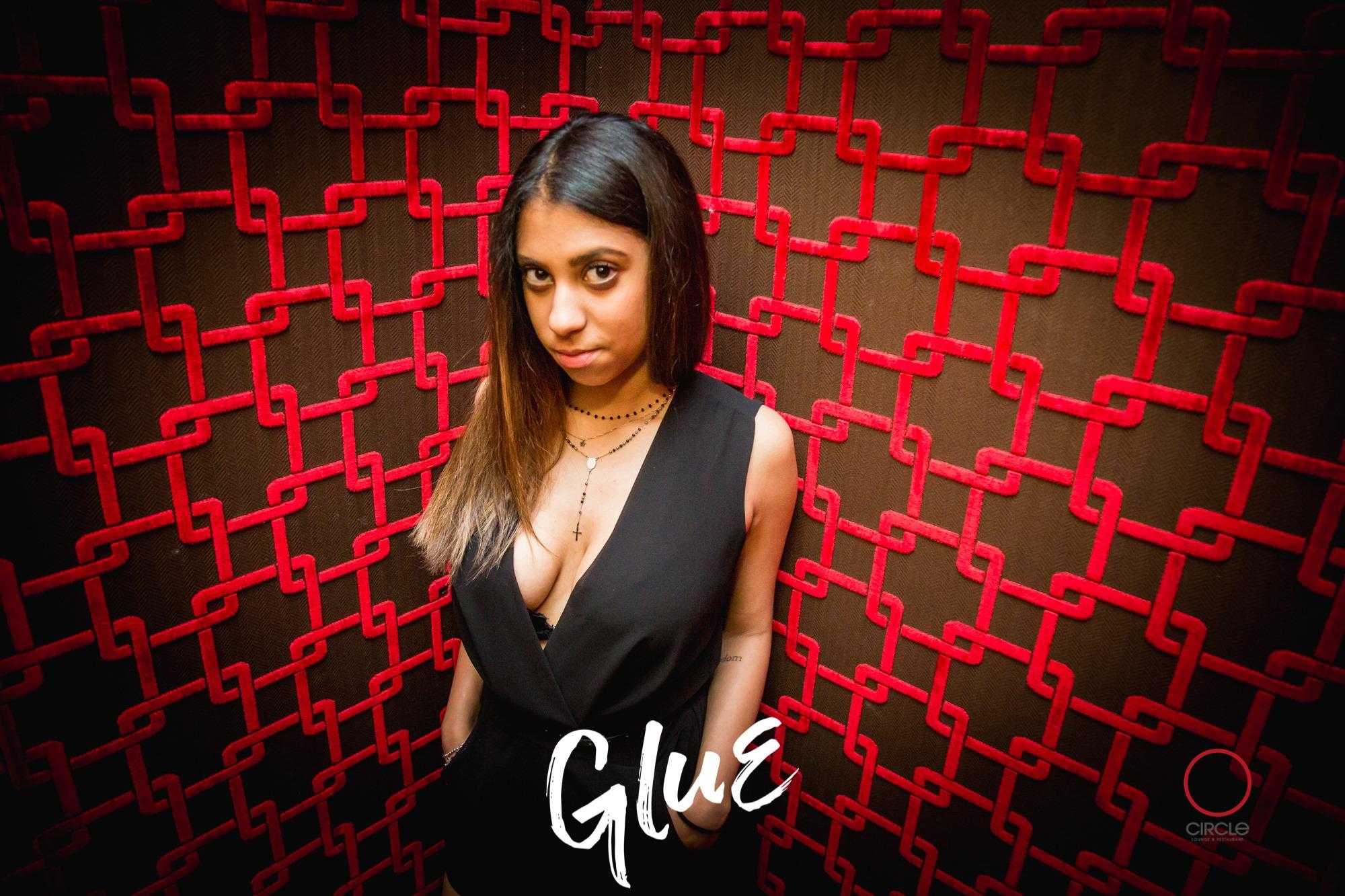 GLUE meets Hotline   YOUparti circle milano friday venerdì free gratis