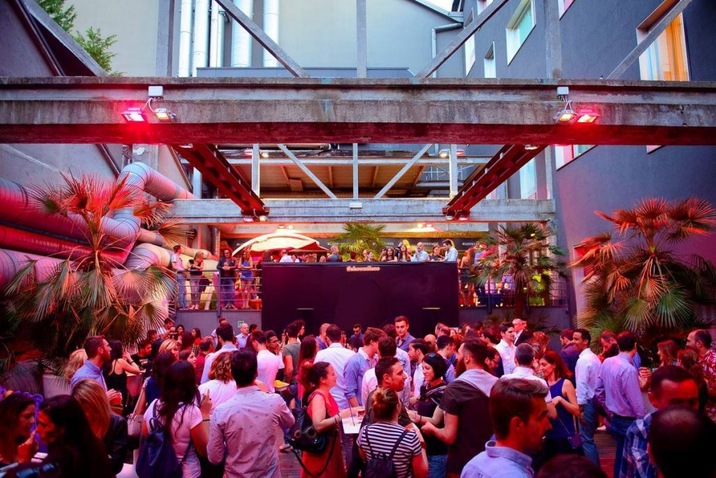 NHow Hotel | Terrace Party & Street Art Battle | YOUparti ingresso omaggio free