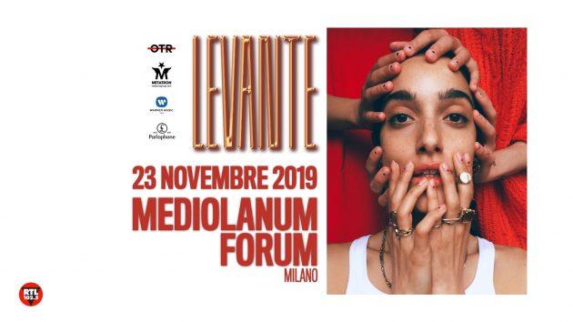 Levante a Milano YOUparti mediolanum forum assago
