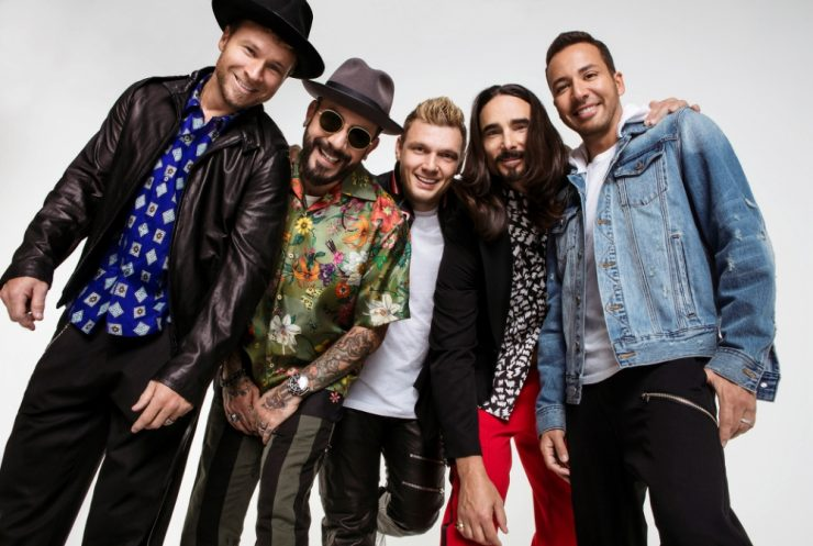 BACKSTREET BOYS Official After Show | YOUparti nepentha club