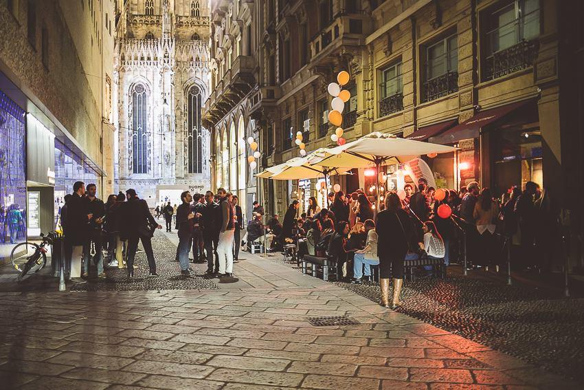 I migliori eventi di Milano YOUparti giardino triannale Hilton Harbour club pool party Straf Hotel Bar