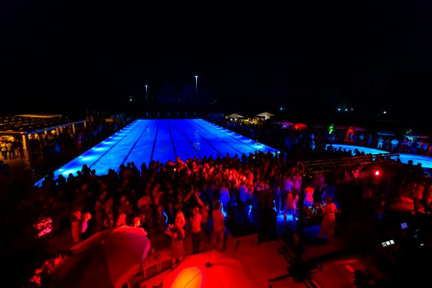 Harbour Club Special Guest Kenny Carpenter | YOUparti Aspria Pool Party aperitivo serata estate