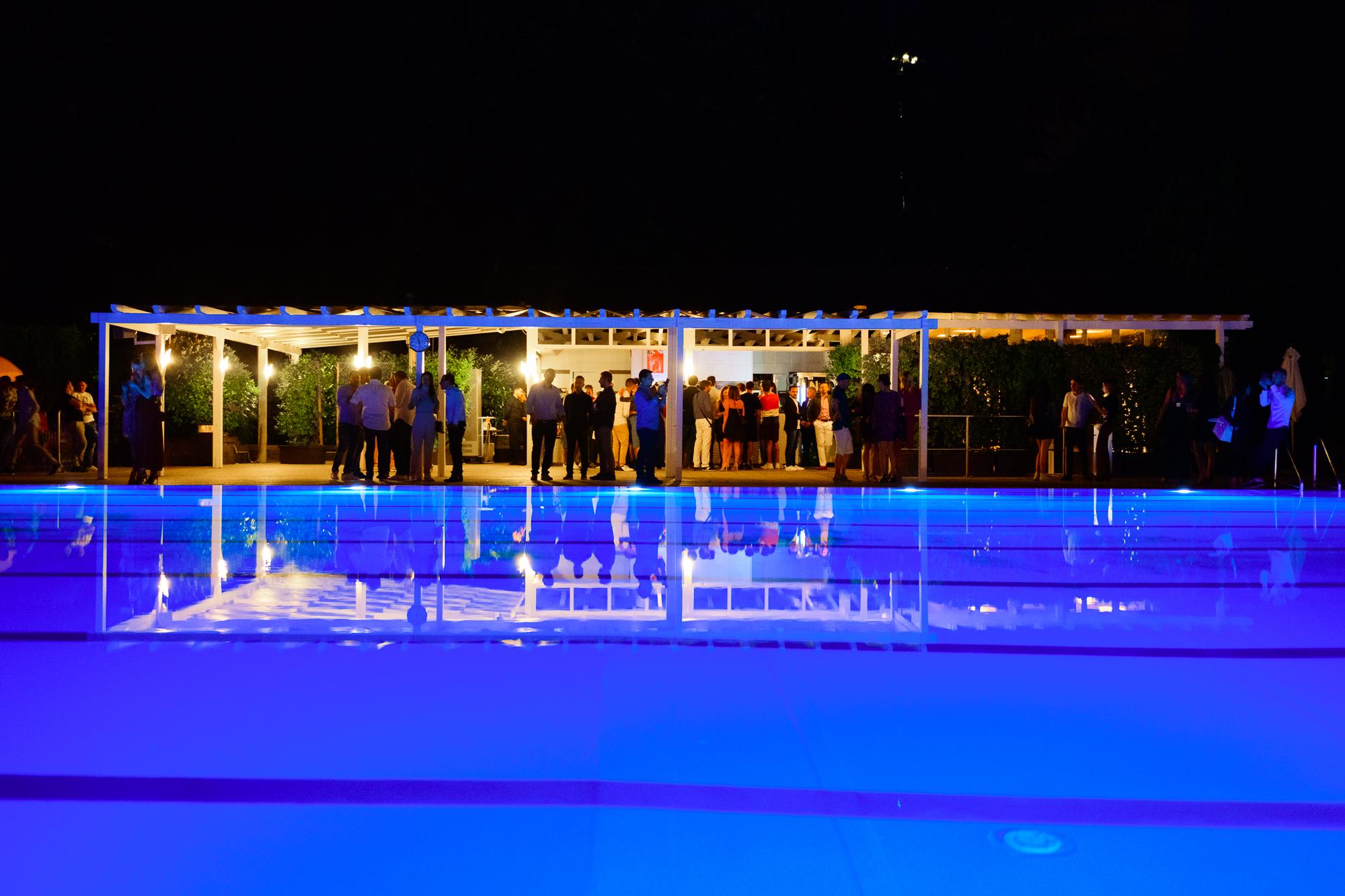 Inaugurazione Harbour Club Pool Party ! YOUparti milano