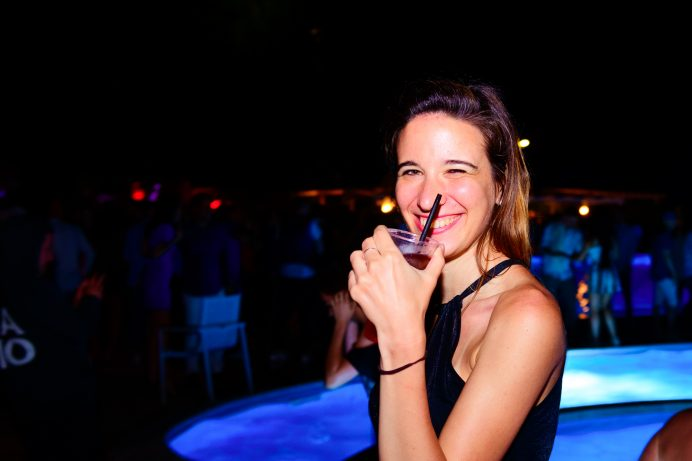 Inaugurazione Harbour Club Pool Party ! YOUparti milano