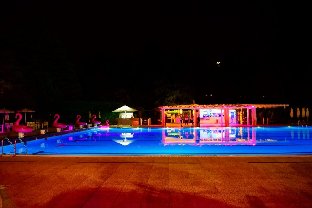 Notte Rosa | Pool Party at Harbour Club milano