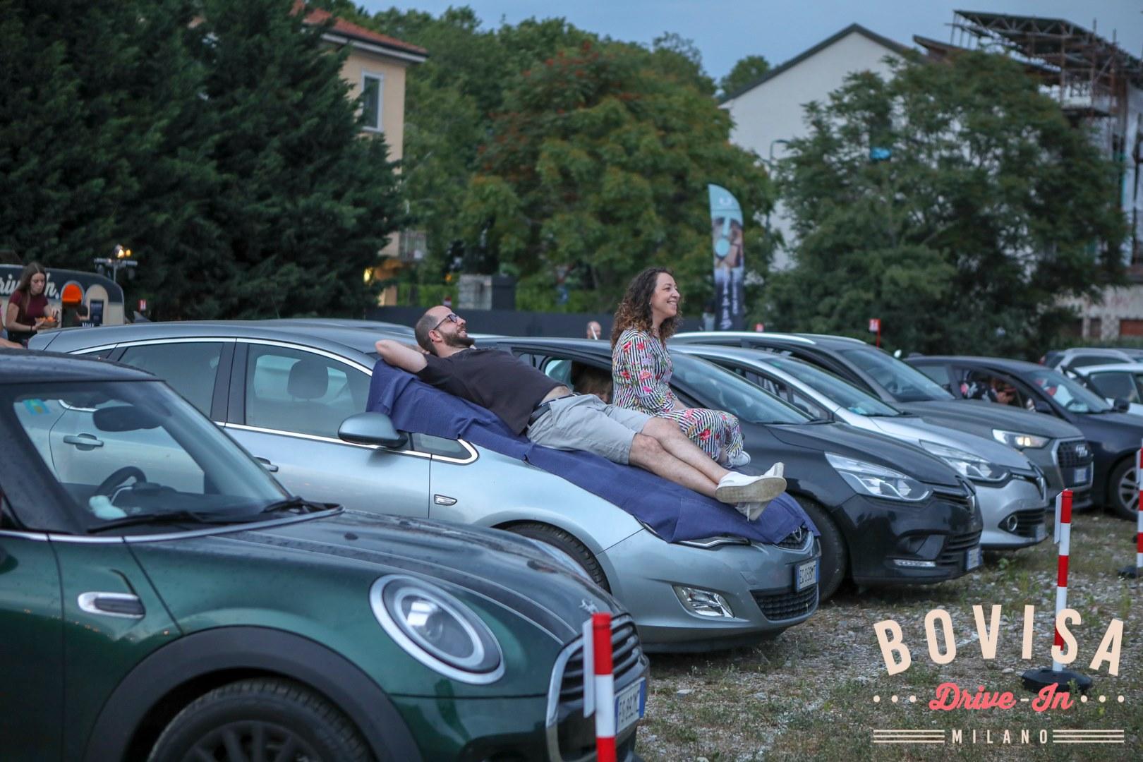Bovisa Drive-In Opening Party YOUparti next event 5-6-7 Luglio 2019 milano