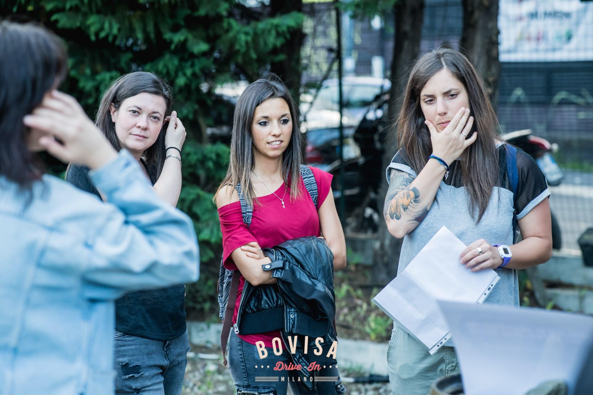 #2 Bovisa Drive-In next event 5-6-7 luglio cinema food truck bar attrazioni milano