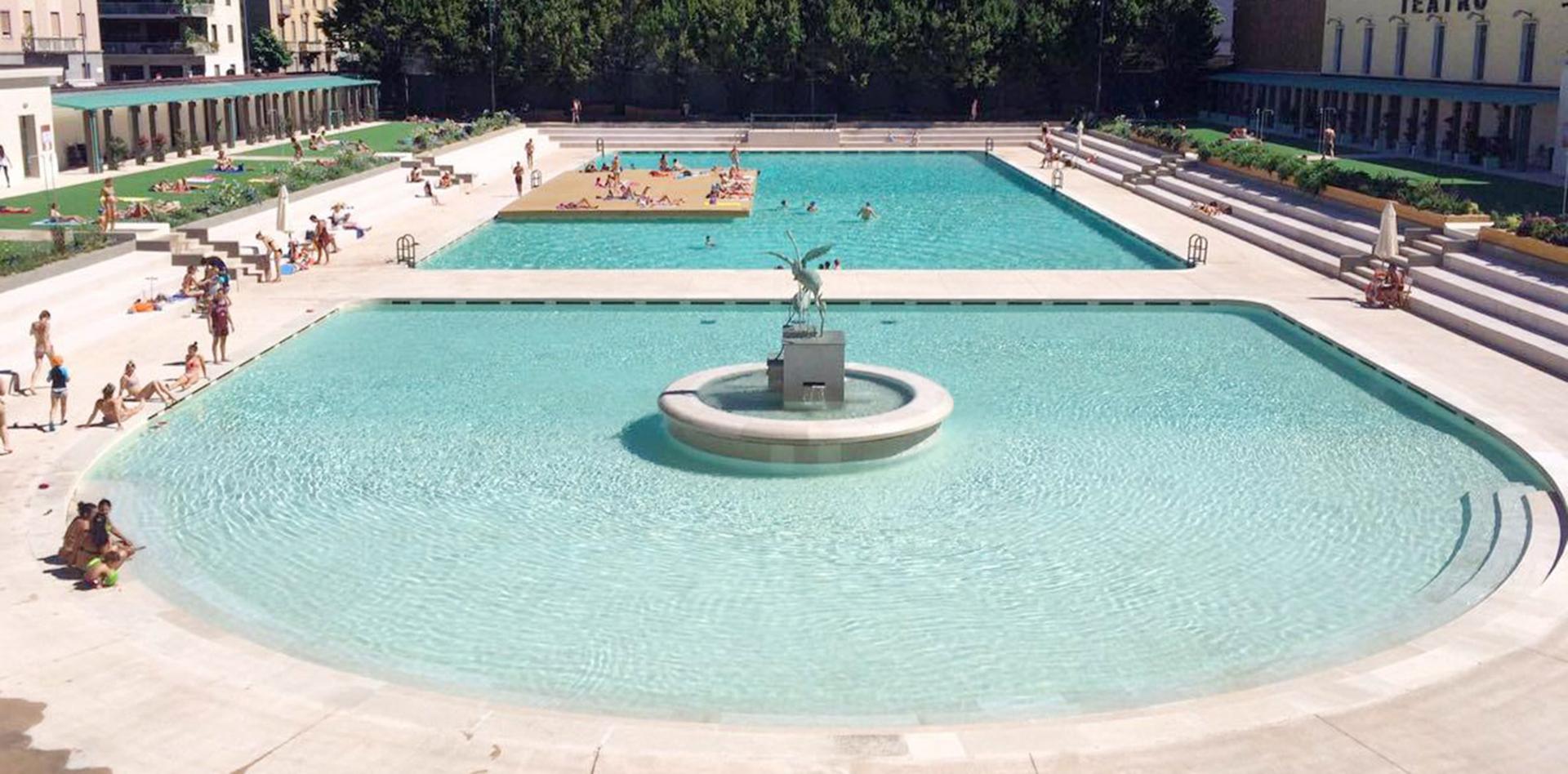 piscine Milano YOUparti
