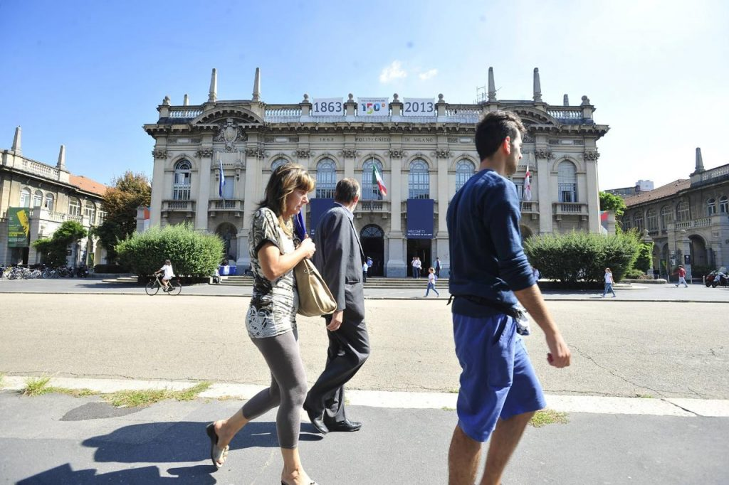 Il Politecnico di Milano é la migliore Università italiana YOUparti