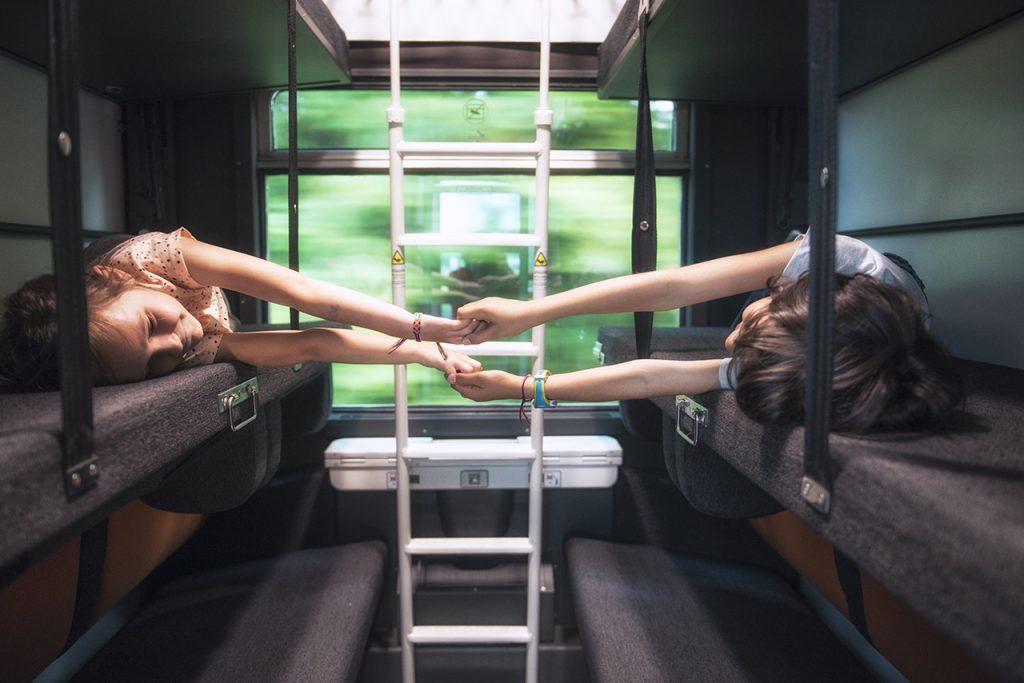 A Parigi in treno con cabina extra lusso YOuparti