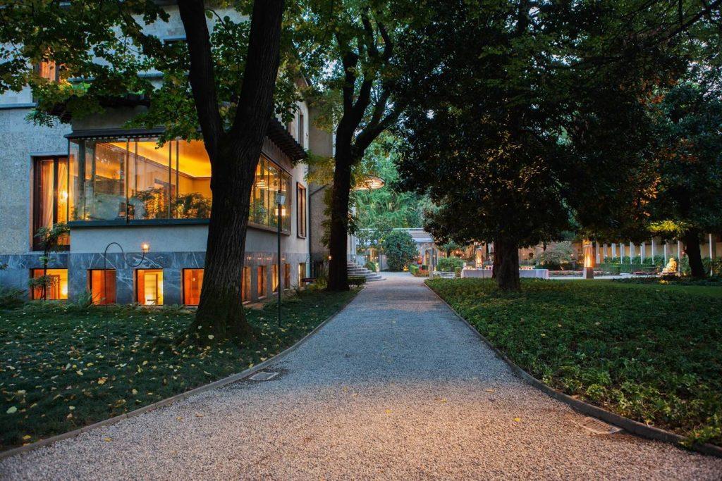 Villa Necchi Campiglio jazz YOUparti