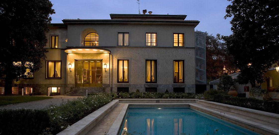 Villa Necchi Campiglio jazz