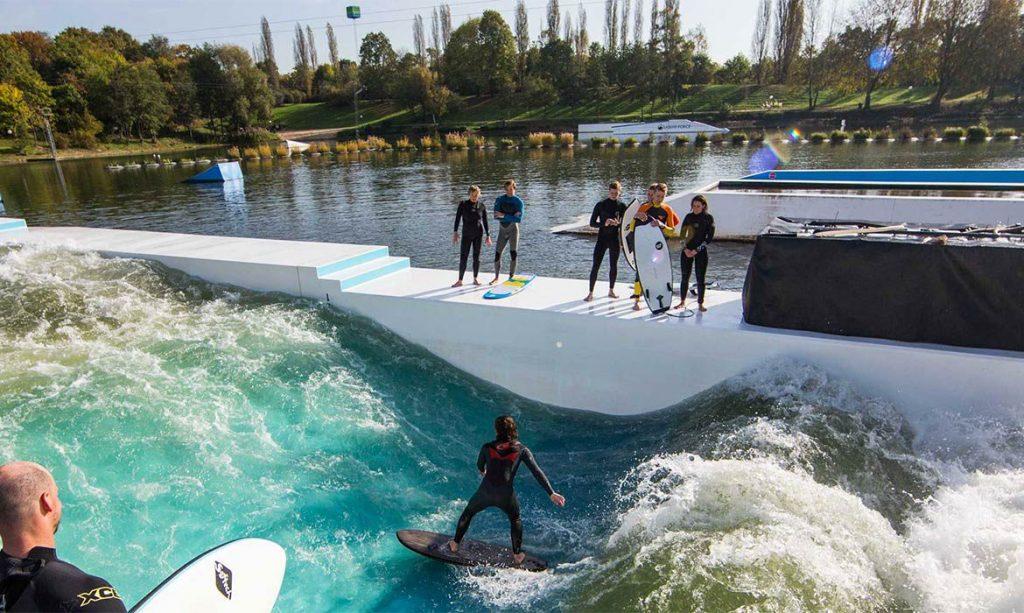 Wave Pool Milano Idroscalo