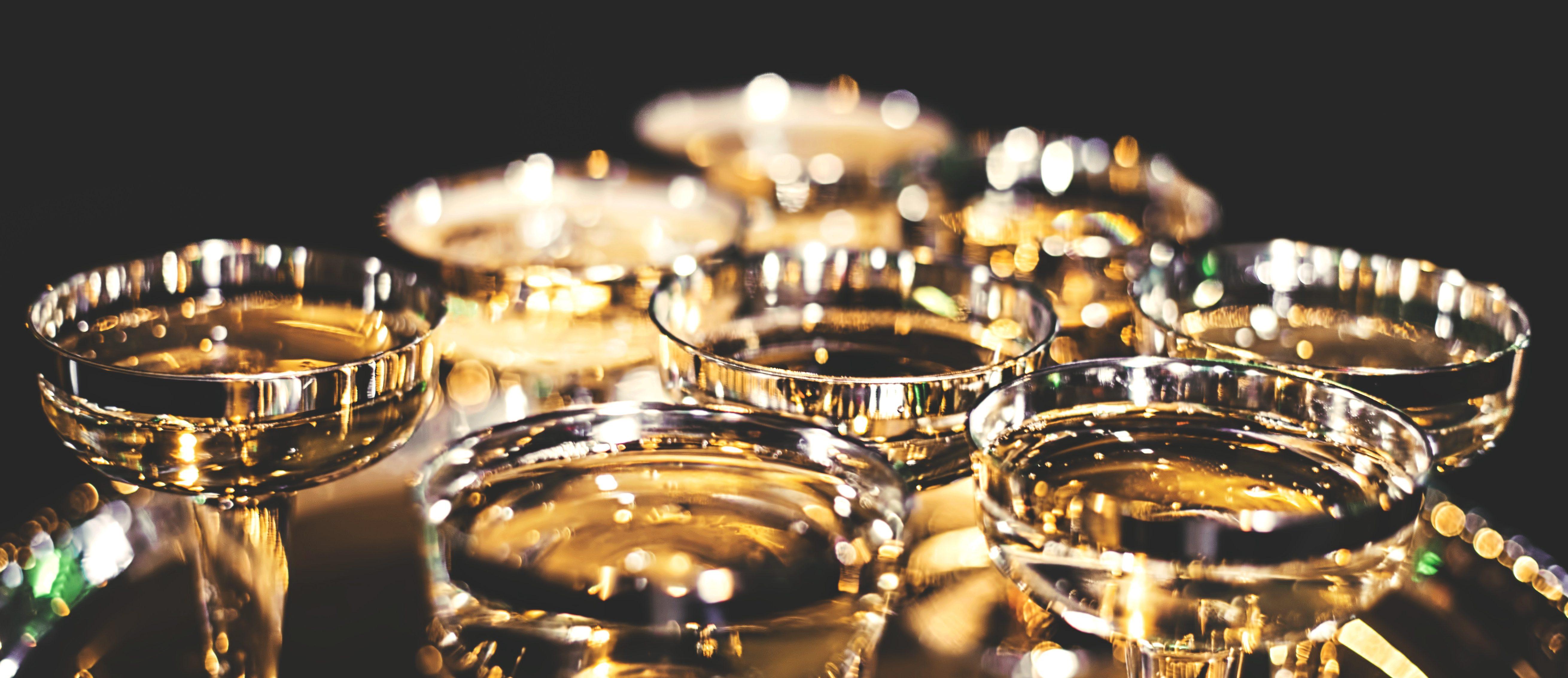 bere champagne 3 volte a settima combatte demenza senile