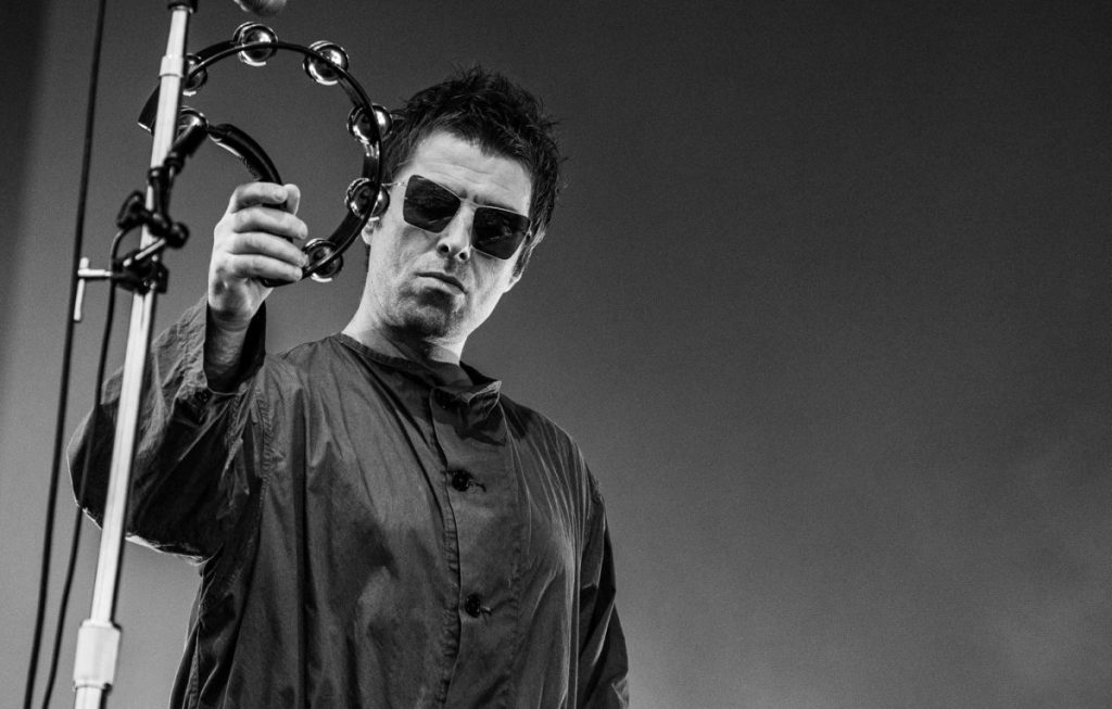 Liam Gallagher live a Milano oasis youparti mediolanum forum assago
