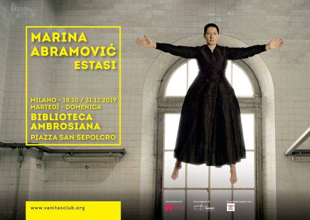Marina Abramović all'Ambrosiana san sepolcro YOUparti
