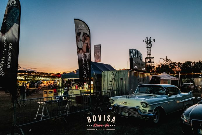 #6 Bovisa Drive-In - Festival dell'Anguria cinema food truck bar attrazioni milano