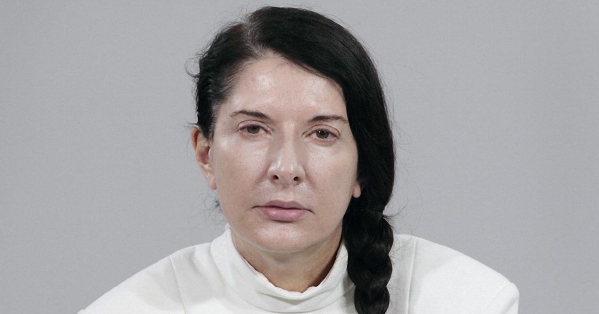 Marina Abramović in mostra a Milano