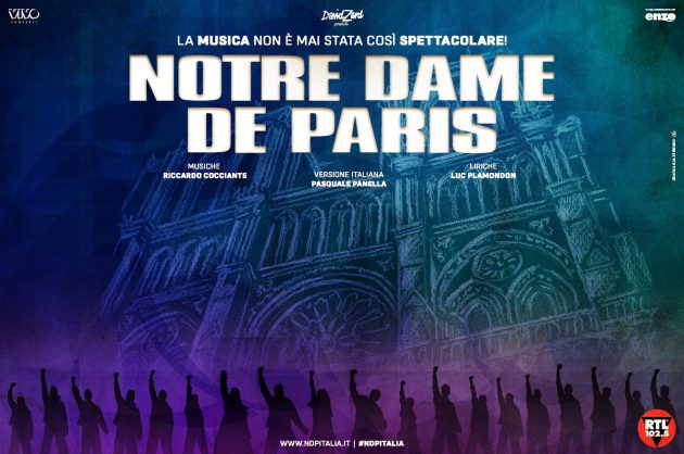 Notre Dame de Paris | YOUparti Teatro degli arcimboldi Milano
