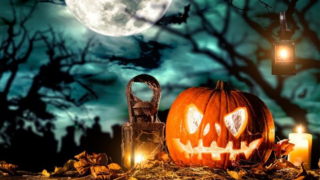 Halloween 2019 | YOUparti Milano Secret Location Parco Hotel Fantasmi Mostri
