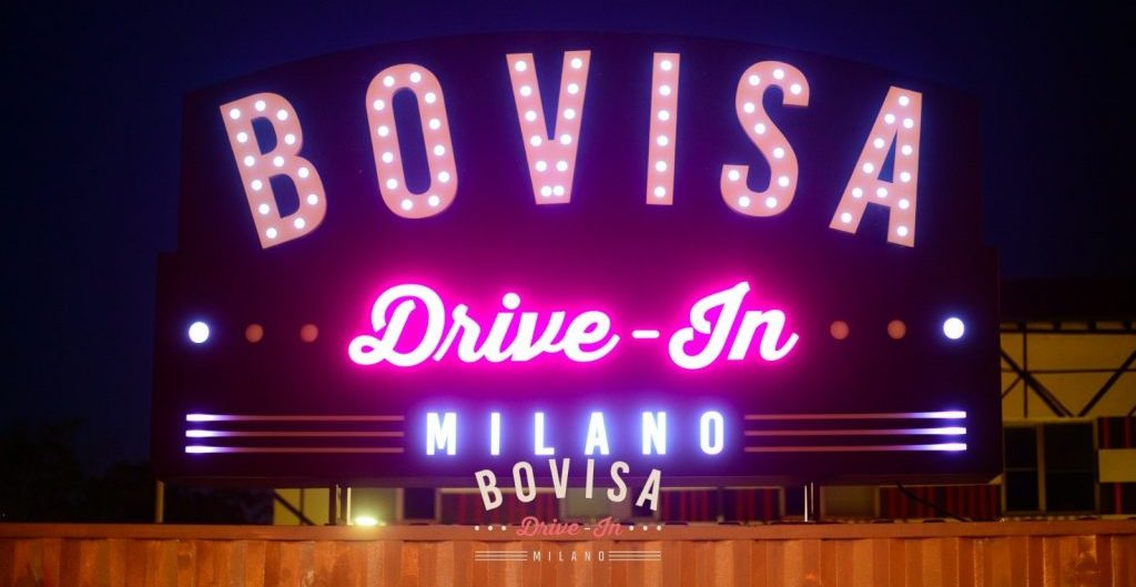 Bovisa Drive-In / DjSet, Street Food & Cinema \ Back to the 80's | YOUparti i goonies ritorno al futuro top gun