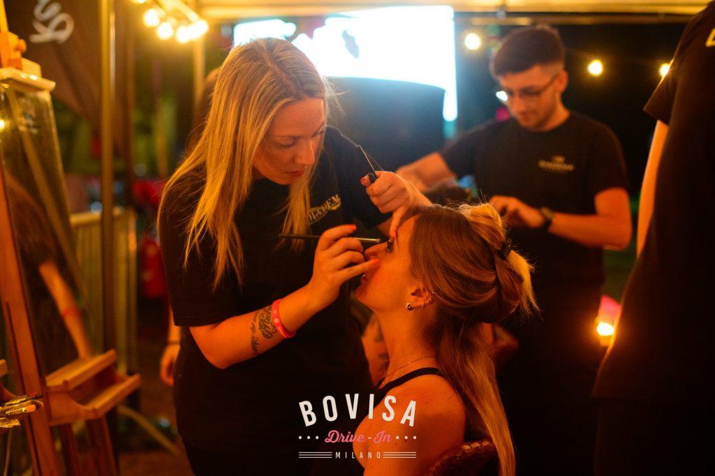 Bovisa Drive-In / DjSet, Street Food & Cinema \ Strangers | YOUparti