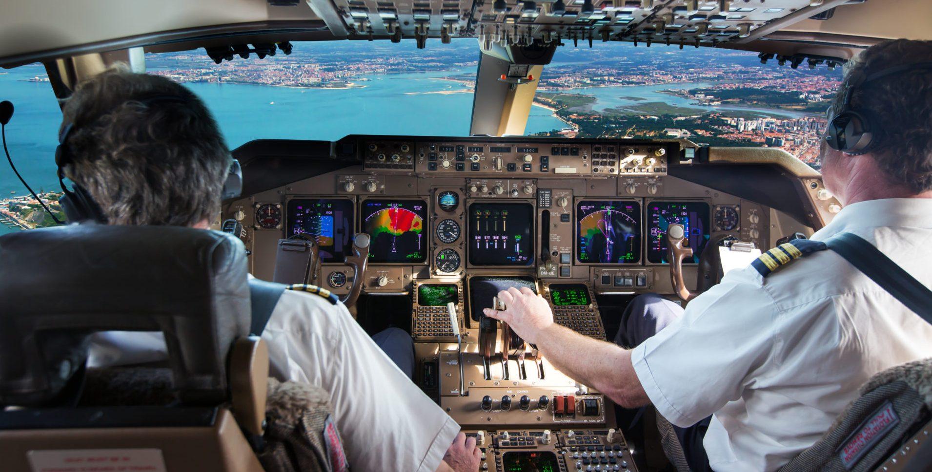 Italian pilot Instagram
