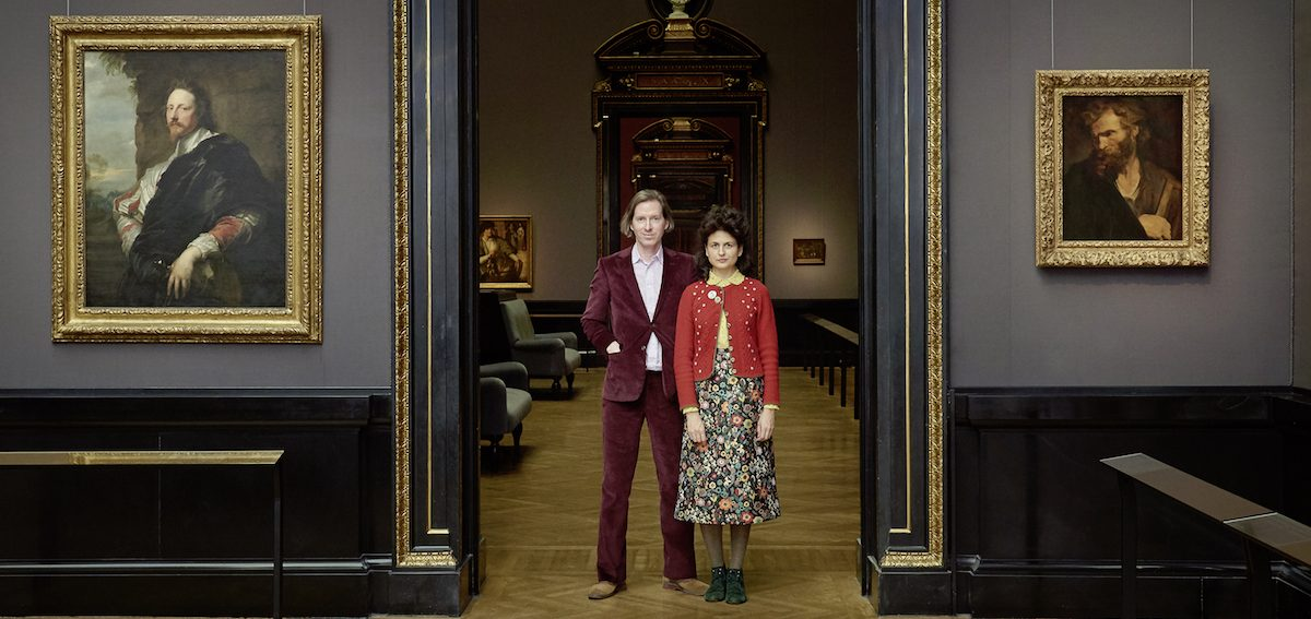 Wes Anderson in mostra a Milano