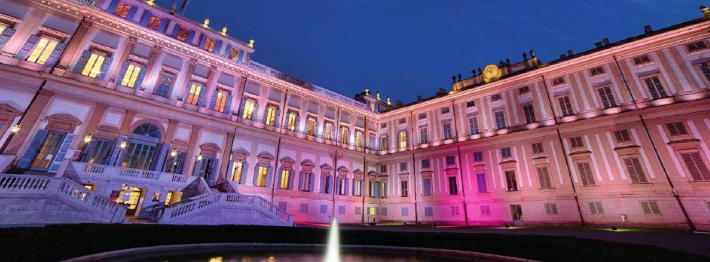 Villa Reale di Monza | Formula 1 GP Party | YOUparti vennelli venus mercedes
