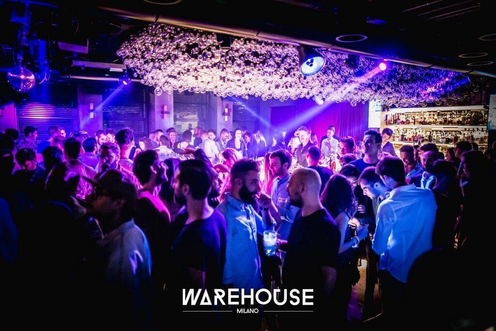 Warehouse 4/terzo episodio youparti circle milano sabato