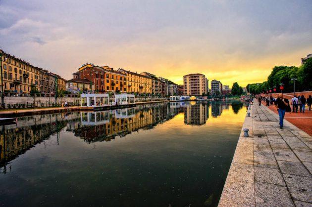 Formula1 Gran Premio d'Italia - Party Heineken | YOUparti vista darsena