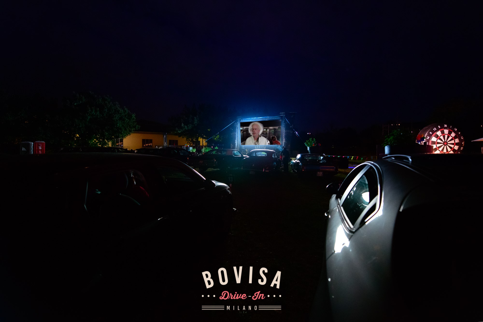 #7 Bovisa Drive-In - Back to the 80's | YOUparti