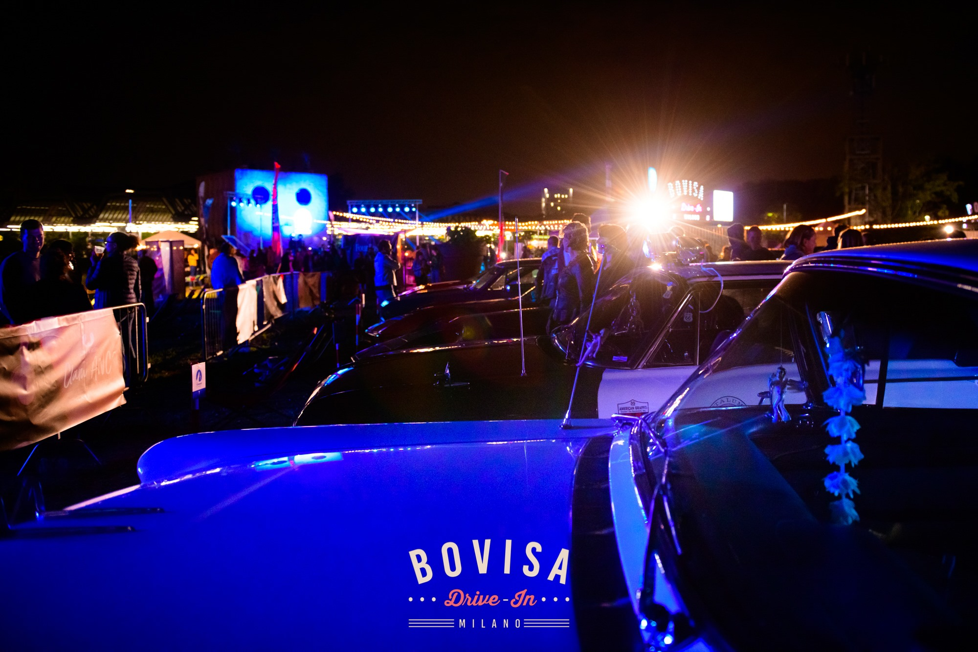 Bovisa Drive-In - Paramount Network Grease Experience YOUparti week-end all'italiana