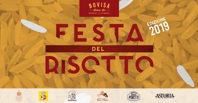 Festa del Risotto a Milano 3a Edizione YOUparti bovisa drive in