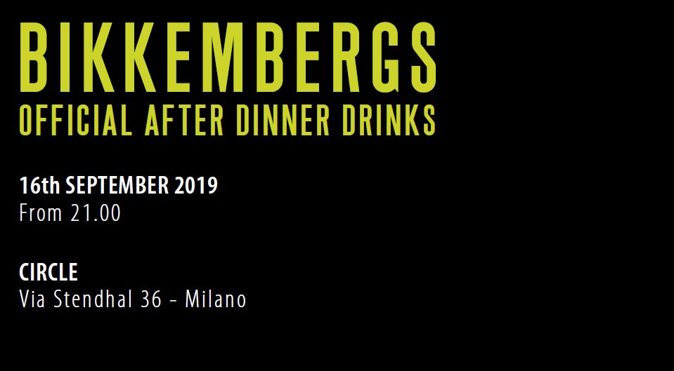BIKKEMBERGS PARTY FASHION WEEK youparti milano circle settembre