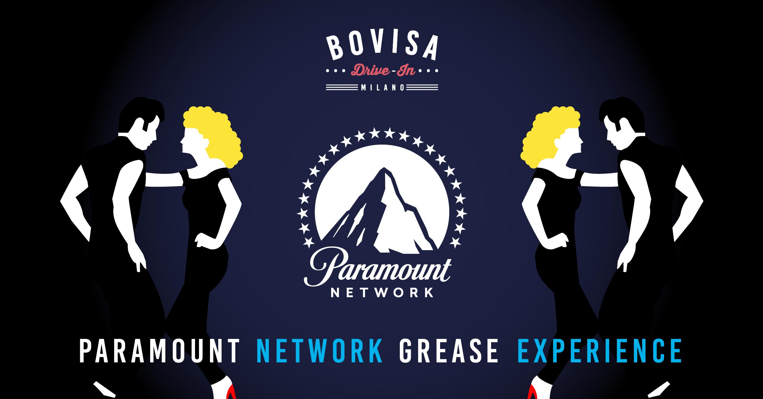 MILANO MOVIE WEEK: PARAMOUNT NETWORK PRESENTA LA GREASE EXPERIENCE youparti bovisa drive in